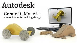 AutoDesk releases their free CAD tools, 123D, to enable quick and robust 3D model designs
