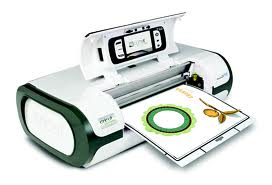 Cricut is the child friendly, home hobbyist CNC machine