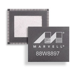 Marvell Avastar 88W8897 MIMO Wi-Fi Combo chip for WiFi, NFC and Bluetooth