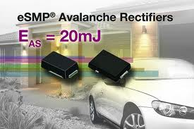 Vishay announces their new family of Surface Mount Fast Avalanche Rectifiers