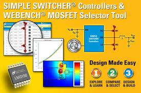 Web Based Power-Supply Design Tools