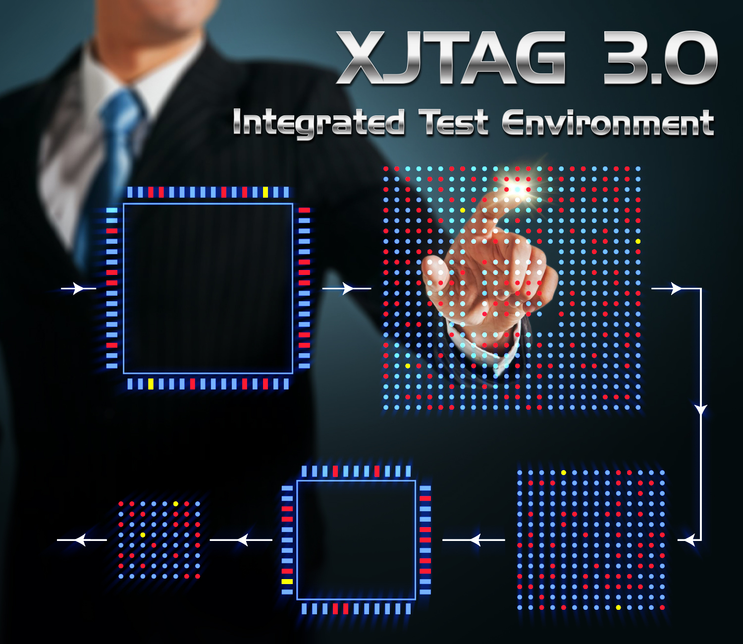 XJTAG Tools Allow Developers To Reach Inaccessible Pins With A Mouse-Click