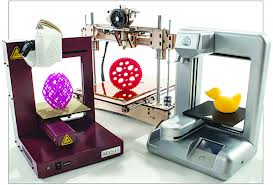 3D Printers For Home, Small Scale And Hobbyists