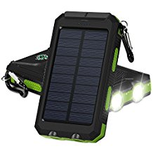 IP67 Solar Charger