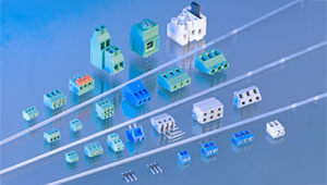 Screwless Terminal Blocks For Reconfigurable And Field Board Wiring