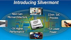 Silvermont Is Latest Intel Atom Processor For Mobile Market