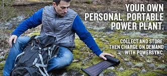 PowerSync Lightweight Solar Panel For Smartphone Charging [VIDEO]