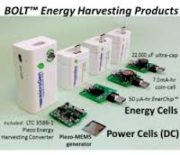 MicroGen BOLT Energy Harvesting Generators For Perpetual Power [VIDEO]