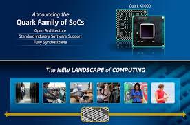 Intel Quark Enters The Internet Of Things Market