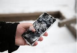 Smartphone Tips for Winter Survival