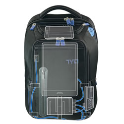 TYLT Device-Charging Backpack