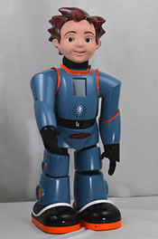 Robokind Zeno R25 Social Robot Detects And Mimics Emotions