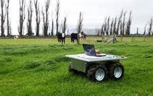 AgriRover Brings Mars Rover Technology To The Farm