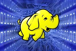 Hadoop Software Used To Analyze Big Data In The Cloud