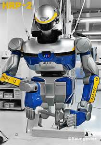 Google's Schaft Robot Takes Top Spot At DARPA Robotics Challenge