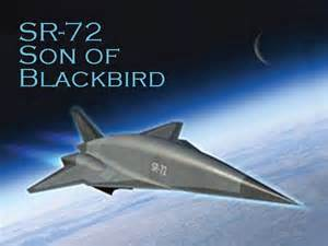 Lockheed Martin Developing Successor to the SR-71 Blackbird