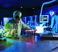 Measuring Laser Power With a Mirror And A Scale