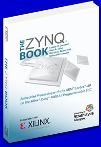 Xilinx Tutorials, Examples And More In Free Zynq Book