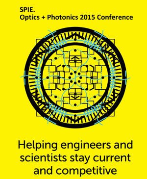 SPIE Optics + Photonics 2015 San Diego Free Expo Passes
