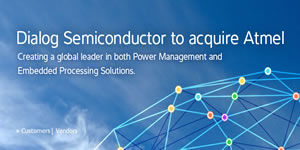 Atmel To Be Acquired By Dialog Semi