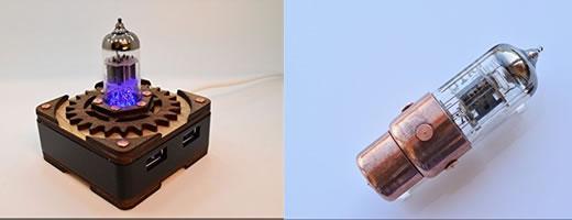 Best Steampunk Tech Gadgets – USB Flash Drive and USB Hub