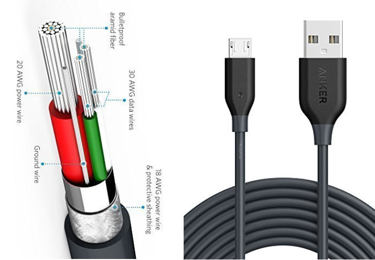 Best USB to Micro USB Cables - SourceTech411