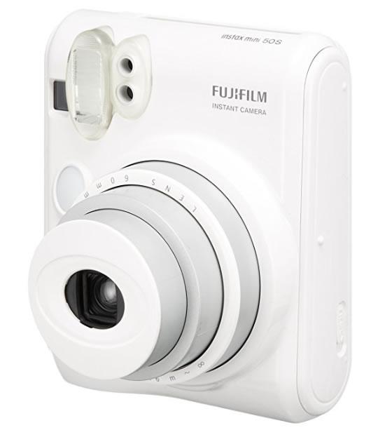 FujiFilm Mini 50s instant camera