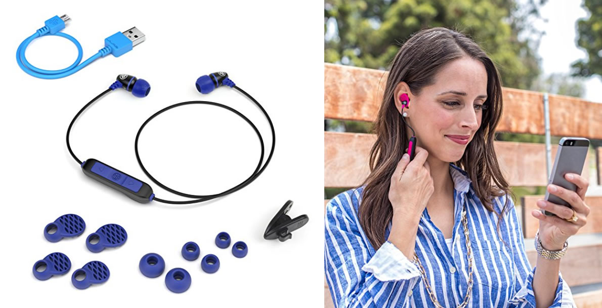 JLabs Bluetooth Earbuds