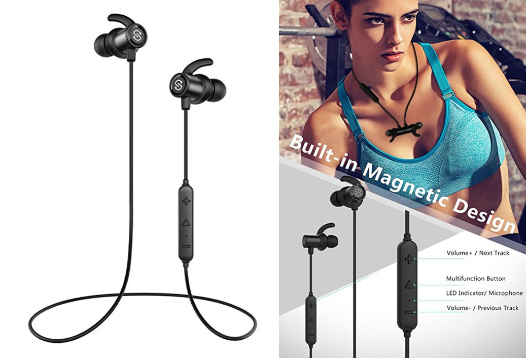 SoundPEATS Wireles Earbuds