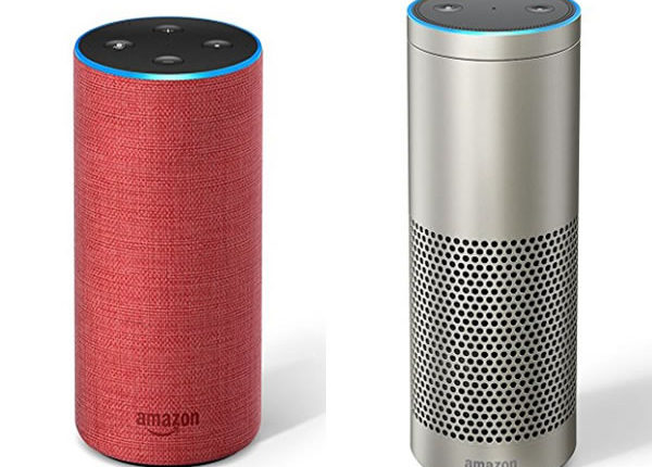 Comparing The Amazon Echo and Echo Plus
