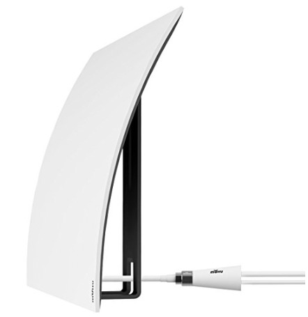 MoHu Curve Amplified HDTV Antenna