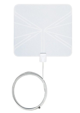 HDTV Winegard FlatWave FL-5000 Digital Indoor HDTV Antenna