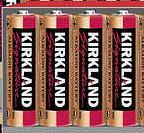 Battery Kirkland Signature AA Alkaline