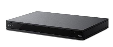 DVD Sony UBP-X800 4K Ultra HD Blu-ray Player (2017 Model)