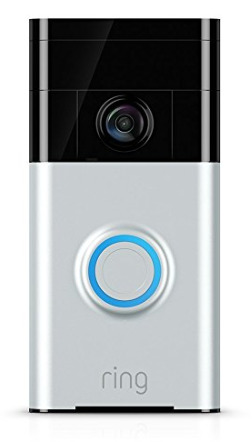 Doorbell Ring Original Wi-Fi Enabled Video Doorbell
