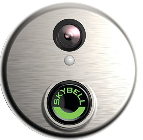 Doorbell SkyBell HD Silver WiFi Video Doorbell
