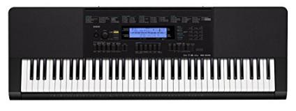 Keyboard Piano Casio Inc. WK245 76-Key Touch Sensitive Keyboard
