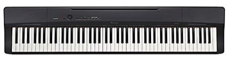 Keyboard Piano Casio Privia PX160BK 88-Key