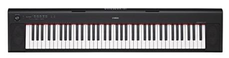 Keyboard Piano Yamaha NP-32 Portable Digital 76-Key Piano