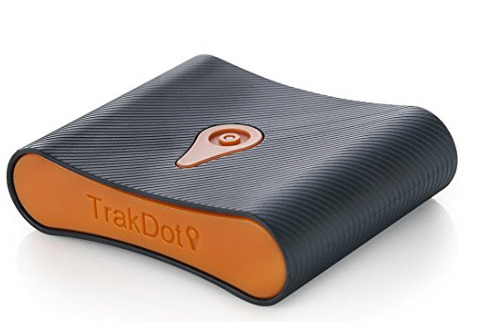 Tracker Trakdot Luggage Tracker, Flight Baggage Tracer