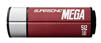 FlashUSB Patriot 512GB Supersonic Mega