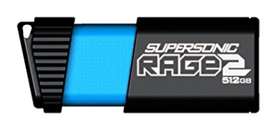 FlashUSB Patriot 512GB Supersonic Rage 2 Series USB 3.0