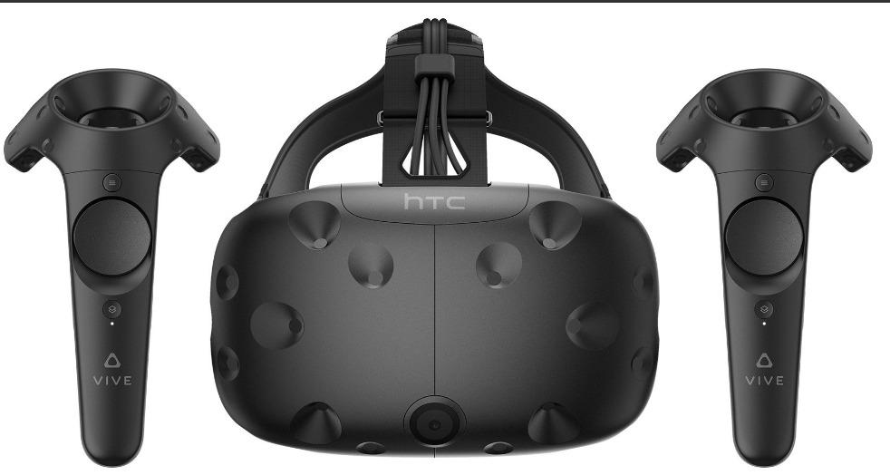 VR HTC VIVE Virtual Reality System