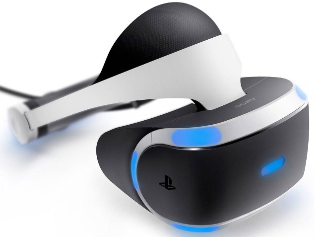 VR PlayStation VR Headset