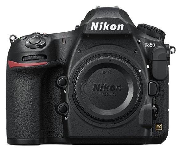 Camera 8K Nikon D850 Body