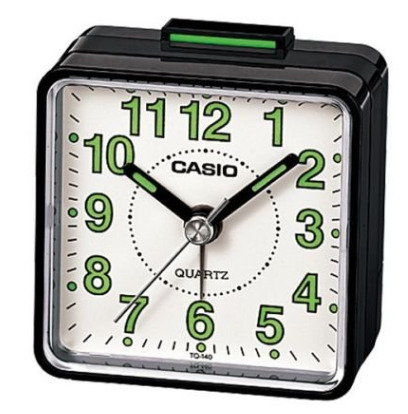 Clock Casio TQ140 Travel Alarm Clock