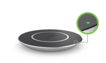 Belkin BOOST↑UP Wireless Charging Pad Green LED