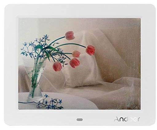 Digital Photo Frame Andoer 10 inch LCD