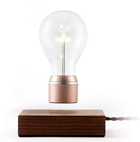 FLYTE Buckminister Floating Levitating LED Light Bulb Lamp single