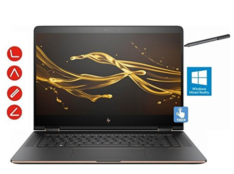 Best Light Weight 15.6 inch Laptop with 4K UHD Display – 2018